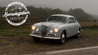 Lancia Aurelia B20 Coupé: An Evolution Of Grand Touring