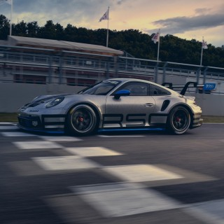 This Is The New Porsche 911 GT3 Cup, The First Race Car Of The 992 Generation