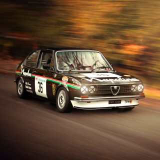 Secondhand Champion: This Alfa Romeo Alfasud Went From The Road To The Race Track