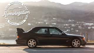 Homologation Specials: 1990 Mercedes-Benz 190 E 2.5-16 Evolution II