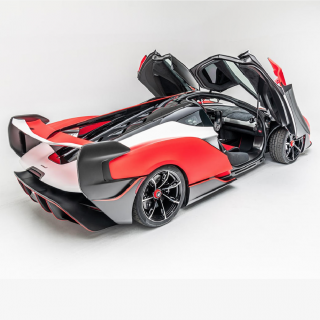 The McLaren Sabre Is An 824-Horsepower Hypercar Aimed Directly At The American Market