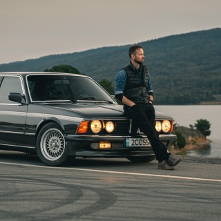 This Hartge-Customized BMW E23 7-Series Is a 1980s Luxury Land Yacht, And A Family Heirloom