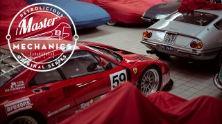 Master Mechanics: Ferrari Restoration At Autofficina Bonini