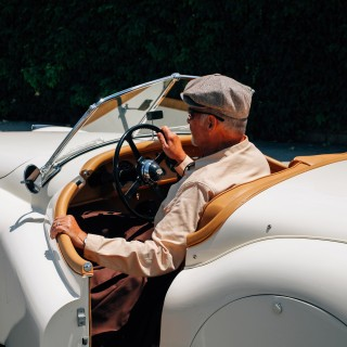 Magazine Covers, Post-College Road Trips, And Two Jaguar XK120s