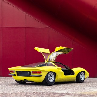 GALLERY: The Alfa Romeo 33/2 Coupé Speciale Pininfarina And An Alternate Vision Of The 1970s