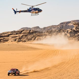 Dakar Rally 2021: Desert Raiding With Rebellion Racing At The World's Toughest Off-Road Race