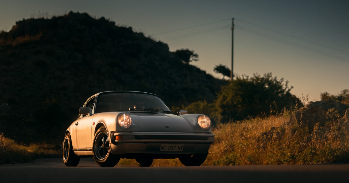 Recalibrating What It Means To Be Happy With A Targa Florio Enthusiast And His Porsche 911 S