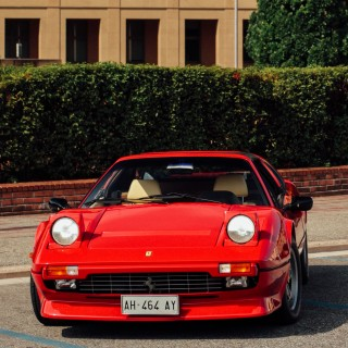 Keeping The 1980s Alive And Well In A Ferrari 308 GTS Quattrovalvole