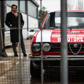 Meet The One-Off, Alfa Romeo Twin-Engine Rally Prototype From The 1970s