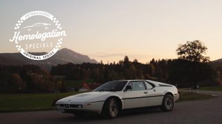 Homologation Specials: 1980 BMW M1