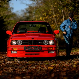 This Special Edition Johnny Cecotto BMW E30 M3 Is Keeping The DTM Fandom Alive In Hungary