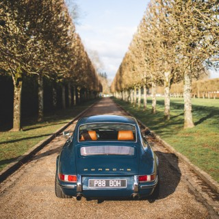 Reinventing The Restomod 911 In France With Crubilé Sport