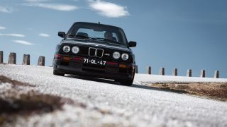 Homologation Specials: 1990 BMW E30 M3 Sport Evolution