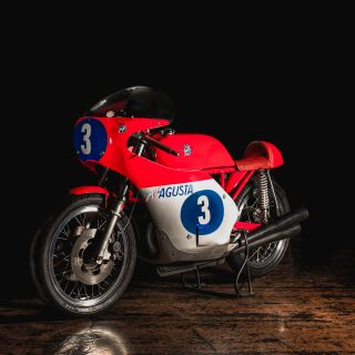 Why The MV Agusta 350cc Triple Is One Of The Most Significant Racing Bikes Ever Built