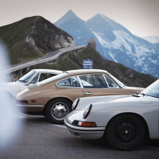 Countless Peaks And Passes, 24 Porsche 911s, And Two Days Of Driving Bliss In The Alps