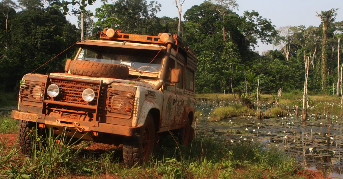 photo of Over 30 Years And 20 Adventures In Africa, This Explorer Has Trusted His Land Rover Defender 110 To Get It Done image