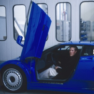 Flashback 1993: Touring Through Turin, Bologna, And The Bugatti Campogalliano Factory With My Design Classmates