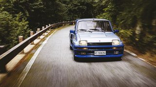 Homologation Specials: 1980 Renault 5 Turbo