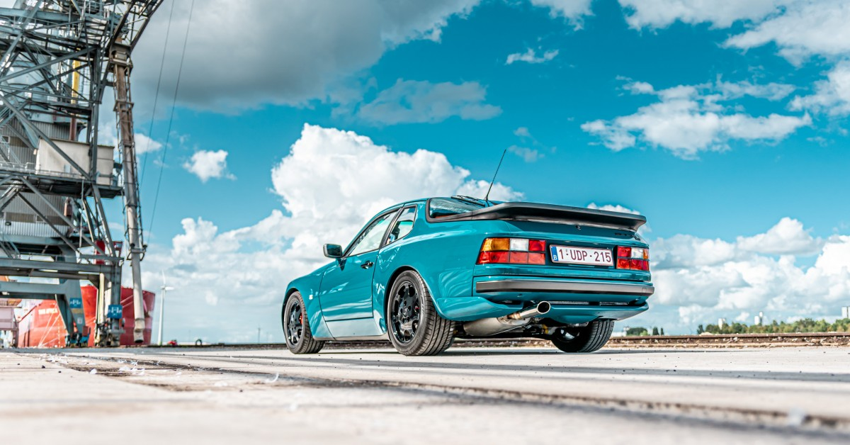 Learning As He Went, This Enthusiast Built A Better-Than-New Porsche 944