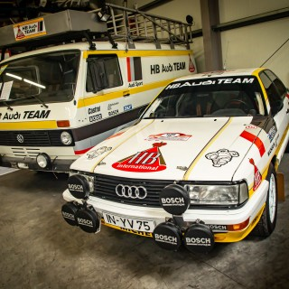 This Globetrotting Audi 200 Quattro Was Hannu Mikkola's—And Audi's—Final WRC Podium Finisher