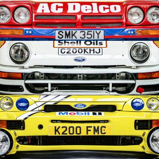 Charting The Evolution Of 1980s and '90s WRC Cars With Three Gems From The Invelt Rally Collection