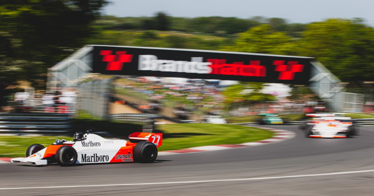 Historic Motorsport: Getting Back To It At Brands Hatch With Minis, Formula 1, Prototypes, And Sports Cars