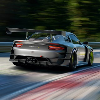 The Porsche 911 GT2 RS Clubsport 25 Is A Celebration Of Manthey-Racing And Porsche Motorsport