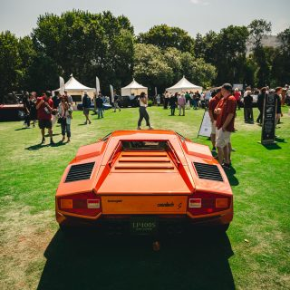 GALLERY: Our Favorite Supercars, Beach Buggies, And Rally Boxes From The Quail, A Motorsports Gathering