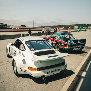 GALLERY: Racing, Reflecting, And Recalibrating At The Rolex Monterey Motorsports Reunion