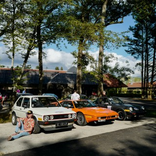 Le Vendôme 80 Was A Weekend Of Wedge Supercars, Boomboxes, And Everything Eighties