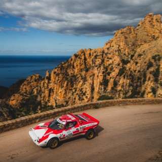 This Is What It's Like To Spend A Week Chasing Classic Rally Cars Up, Down, And Around Corsica