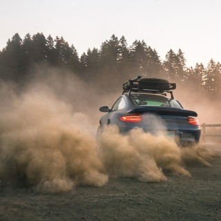 Growing Up In The German Tuner Era, Obsessing Over BBS Wheels, And Touring The Country Led To This Porsche 997.2 Safari